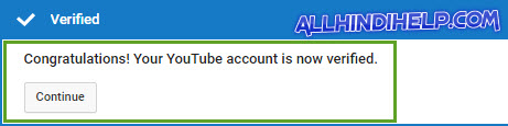 congrats-your-account-is-verified-message