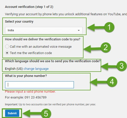 select-country-and-language-phone-number-and-submit