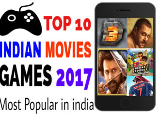 top 10 best indian movies games 2017