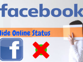 facebook online status hide kaise kare full detail in hindi