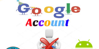 google account connected app site remove kare