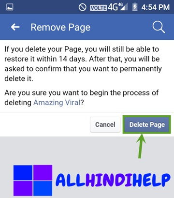 tap-on-delete-page