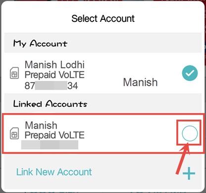 select-linked-account