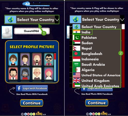 select-your-country
