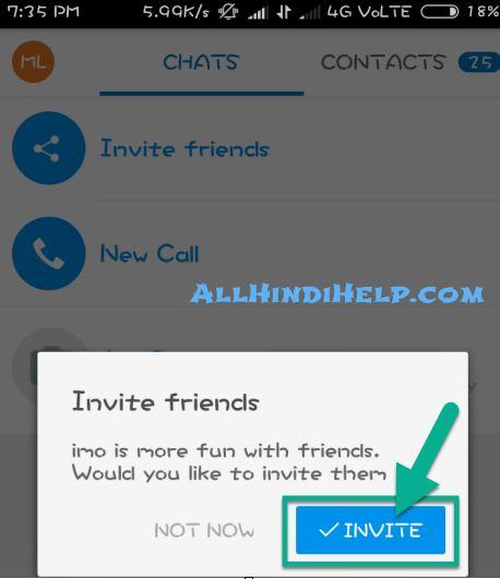 tap-on-invite