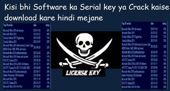 Kisi-bhi-Software-ka-crack-ya-Seriel key-kaise-download-kare-hindi-me-jane