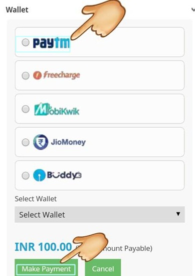 choose-paytm-and-make-payment