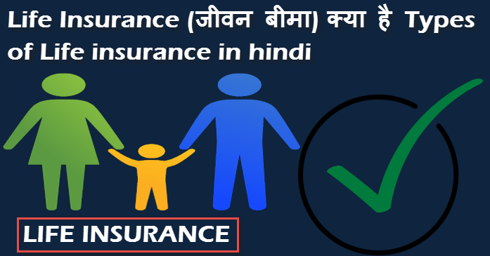 life insurance kya hai types of life insurance in hindi