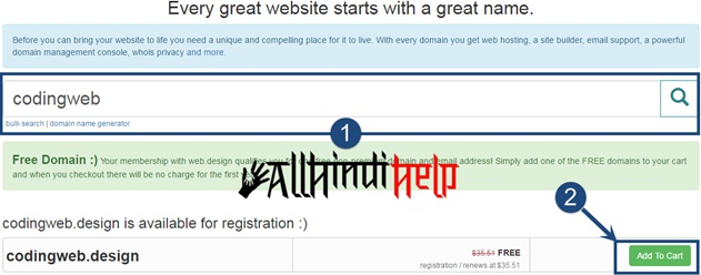 select-domain-and-add-cart