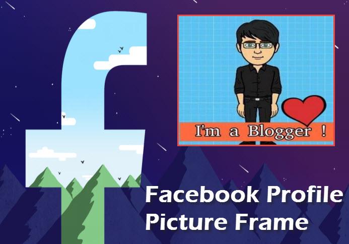 facebook profile picture me frame kaise add kare ya lagaye