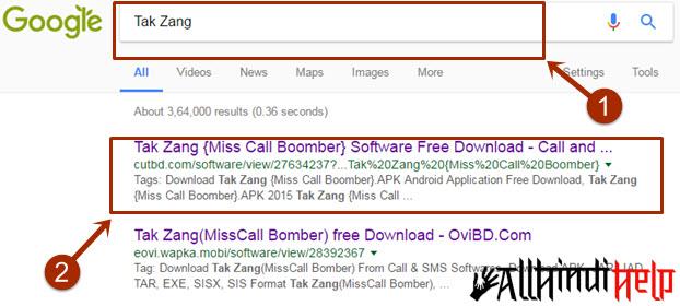search-tak-zang-google