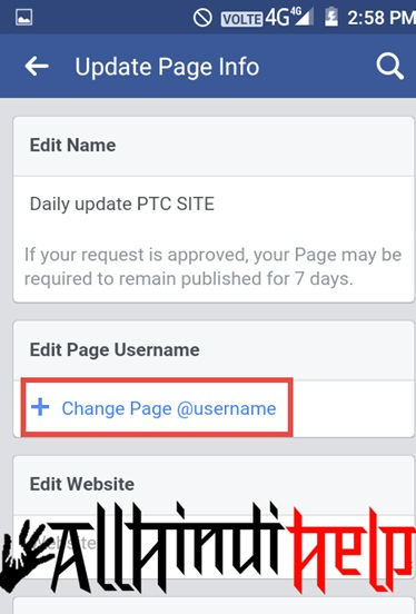 tap-on-change-page-username