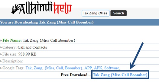 tap-on-tak-zang-missed-call-bomber