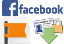acebook page all data download kaise kare full detail