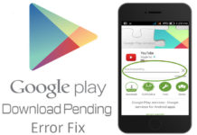 google play store download pending error kaise solve kare 2 method
