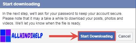 start-downloading