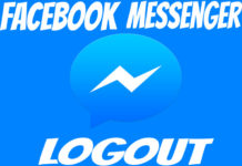 facebook messenger logout signout kaise kare full detail in hindi
