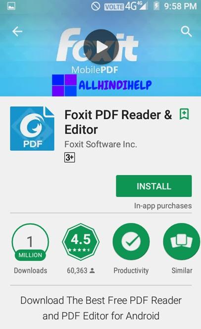 foxit-pdf-reader-editor