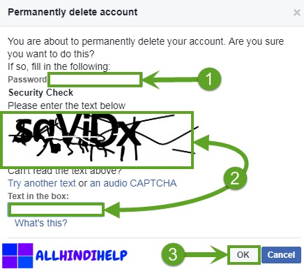 re-enter-your-facebook-password-captcha-code-and-ok