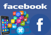 facebook account se connected apps games ko remove kare