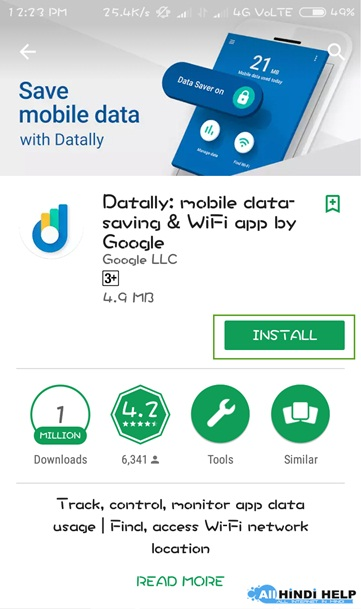 datally-app-google-play-store