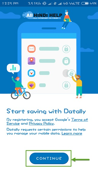 start-saving-with-datally-continue