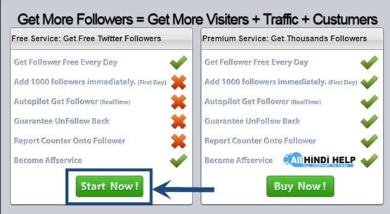 1 Second Me Unlimited Twitter Followers Kaise Badhaye Trick 2018