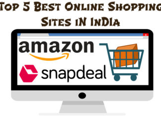 india me online shopping kaise kare best 5 online shopping sites in india