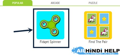 tap-on-fidget-spinner