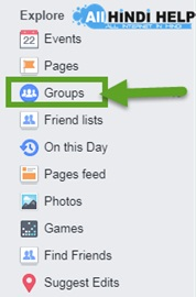 tap-on-groups