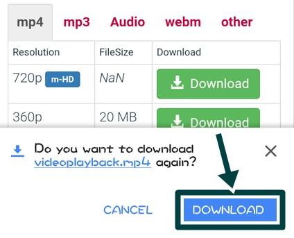 YouTube Videos Mobile Gallery में Download और Save कैसे करे
