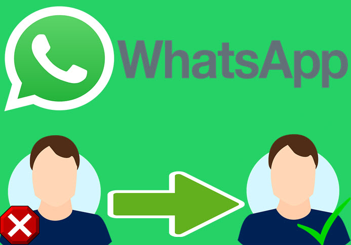 khud ko whatsapp block se unblock kaise kare working trick 2018