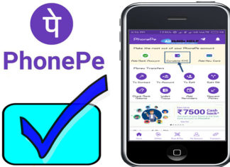 phonepe kyc process complete kaise kare link aadhar with phonepe