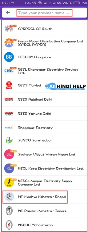select-your-electricity-provider