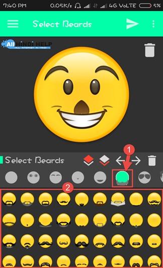 select-beards-in-emoji