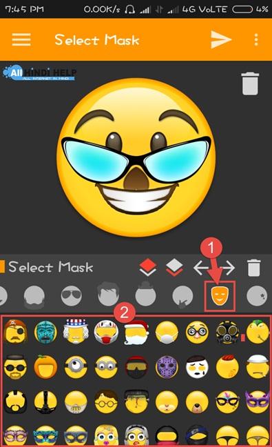 select-emoji-mask