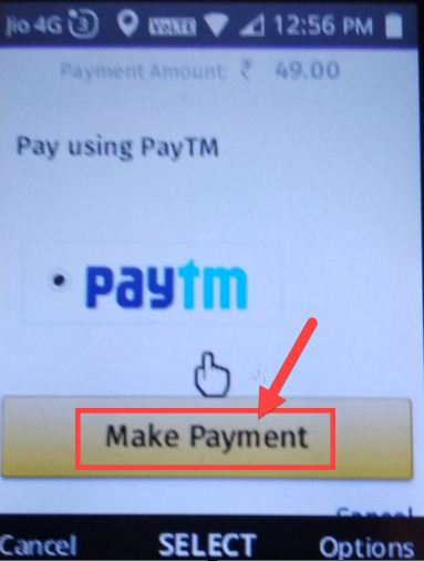 tap-on-make-payment