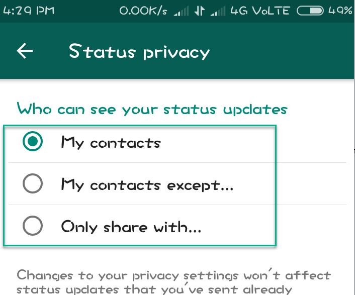 select-status-privacy