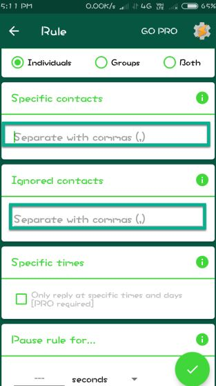 seelct-specific-contact-for-auto-reply-message