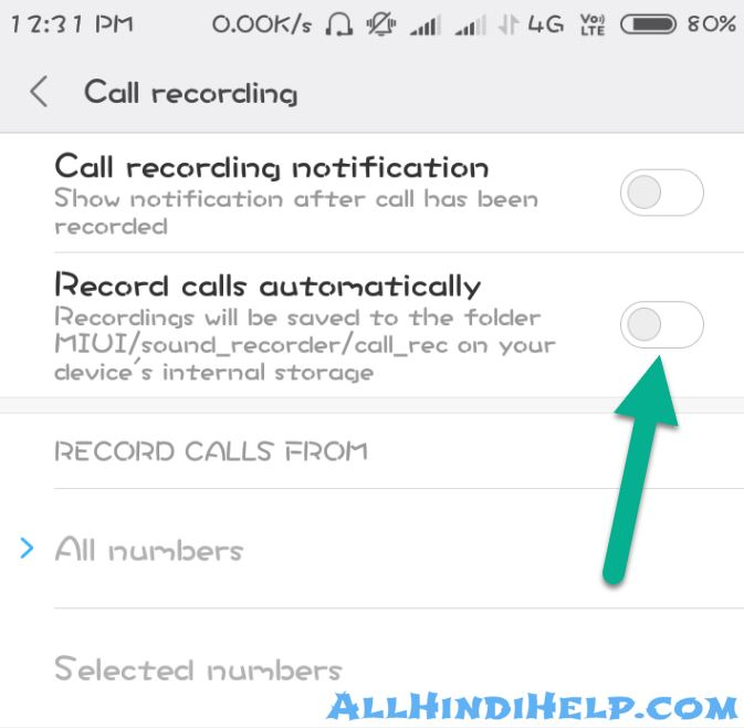 enable-record-calls-automatically-option