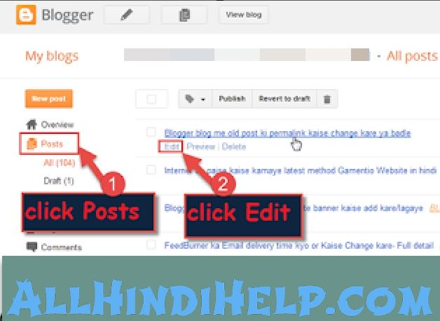 tap-on-posts-option-in-blogger