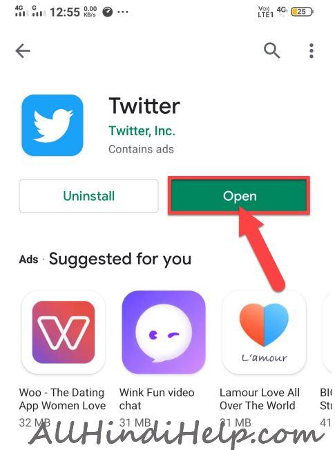 twitter app download