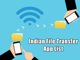 indian file transfer app list in hindi