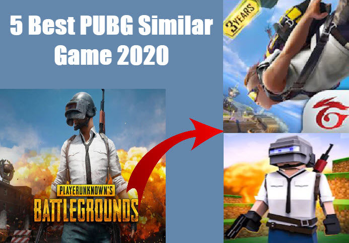 5 best pubg similar game 2020