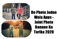 do photo jodne wala apps joint photo kaise banaye