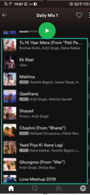 spotify app kya hai in hindi