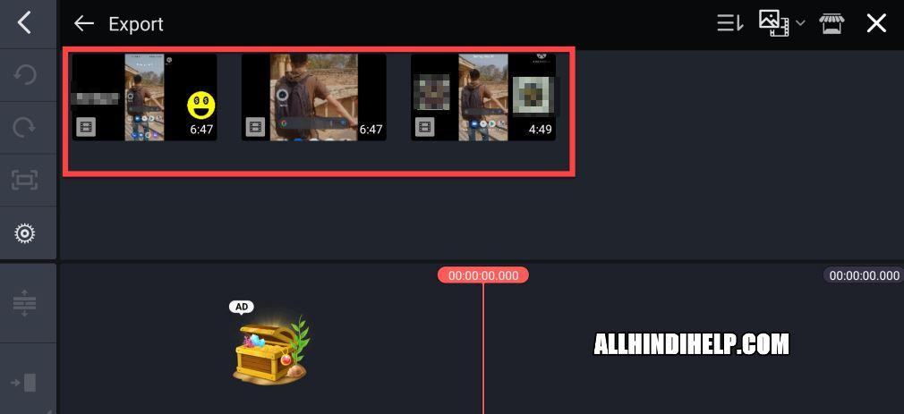 kinemaster app se video edit kaise kare
