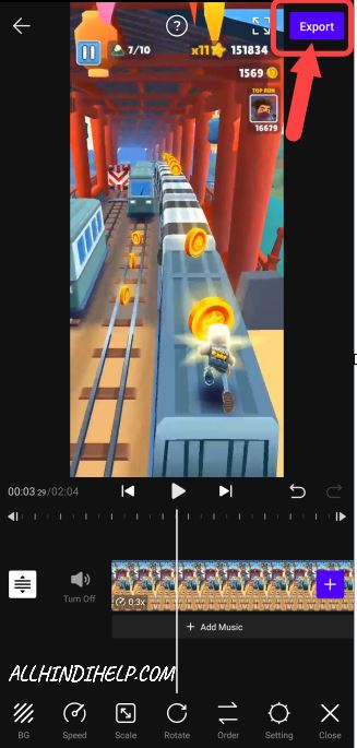 slow motion video banane ka tarika hindi me