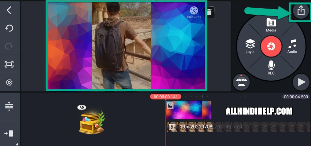 video crop kaise karte hai in hindi